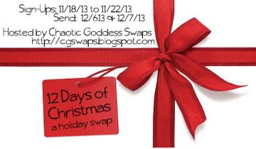 12 Days of Christmas Swap