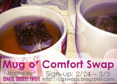 Mug O' Comfort Swap